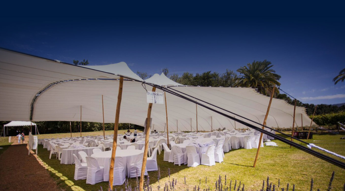 stretch tent festival outdoor event wedding & Intention Stretch Tent Shade Solutions and Event Decor